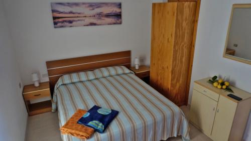camera da letto mono