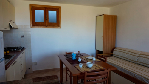 soggiorno cucina bilocale